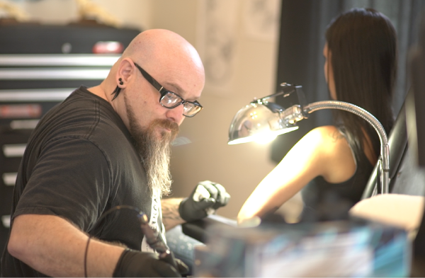 Draks Tattoo Studio de tatouage à Beauharnois Valleyfield Chateauguay